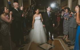 Driskill Hotel Wedding by Day 7 Photography