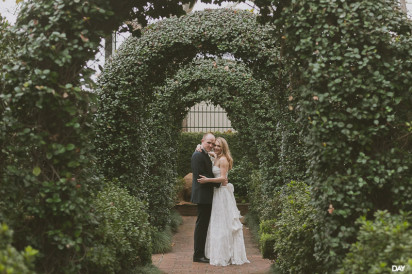 River Oaks Garden Club wedding photography