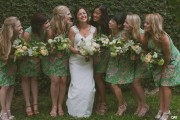 Bridal Party Portraits at Hotel Ella