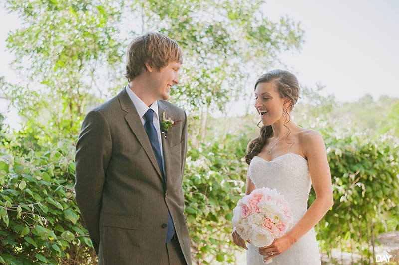 LBJ Wildflower Center Wedding Photography