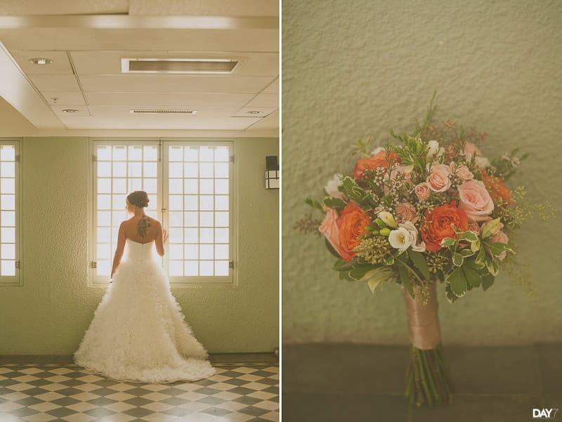 Laguna Gloria Intimate Wedding Photos