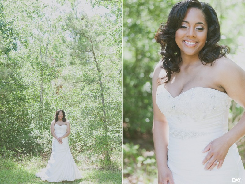 Houston Wedding Photographer Bridal Portraits
