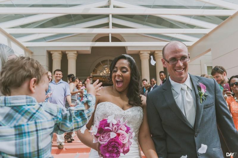 Houston Wedding Photographer Exit
