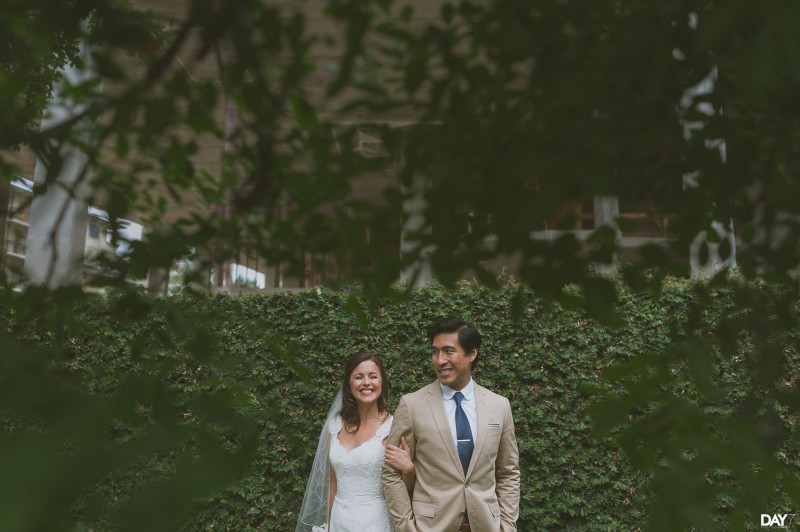 Wedding Portraits at Hotel Ella