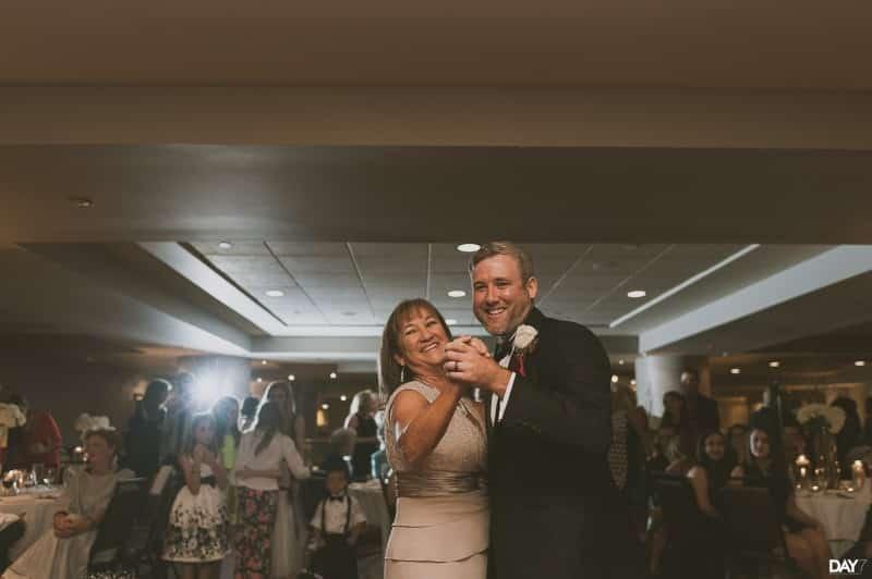 Wedding Reception at Magnolia Hotel