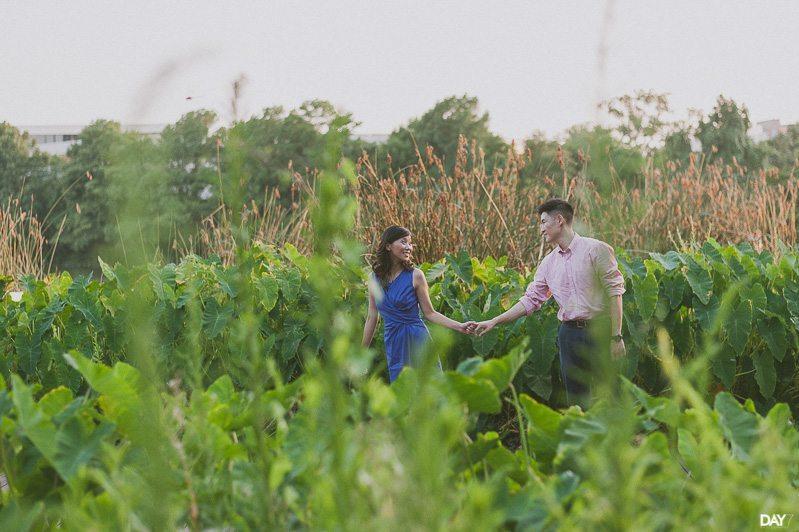 Lady Bird Lake Engagement Photos