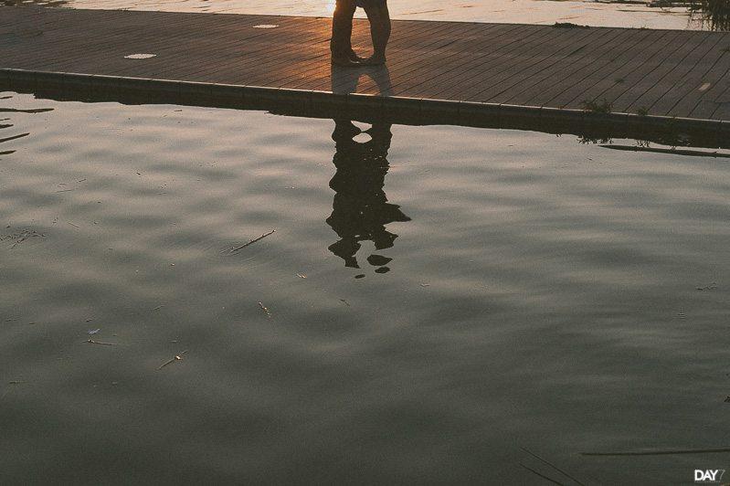 Lady Bird Lake Engagement Photography
