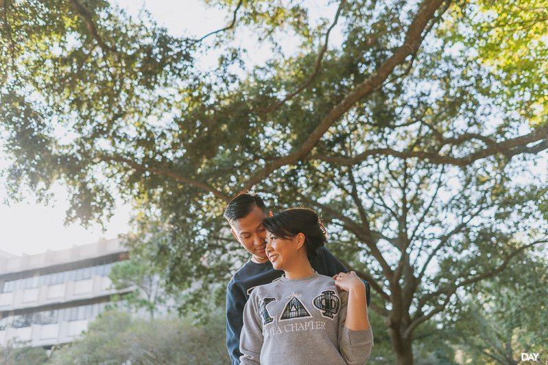 UH engagement photographerUniversity Of Houston Engagement Photos