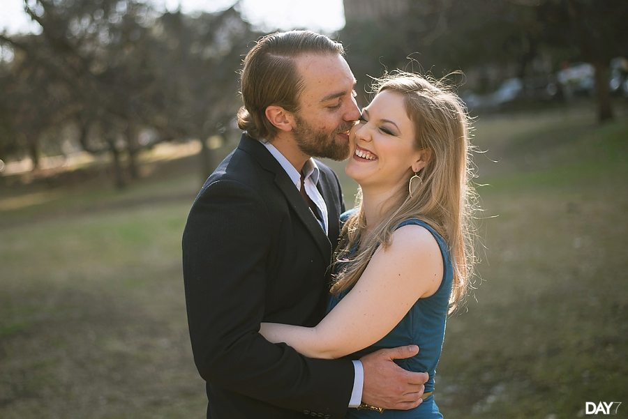 Austin State Capitol Engagement
