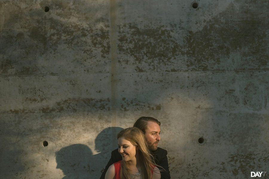 Austin Downtown Engagement Photos