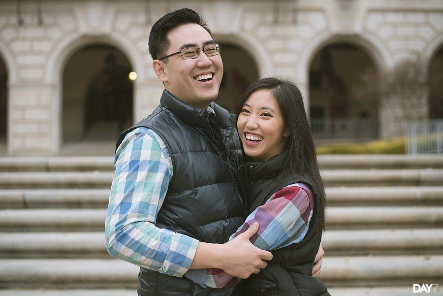 UT Campus Engagement Photos