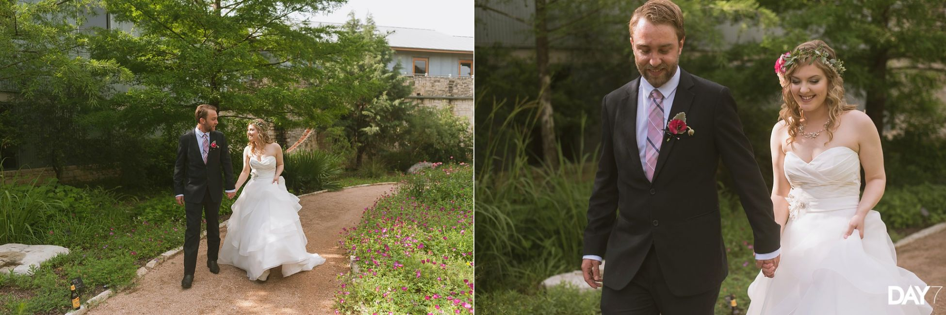 Wildflower Center Wedding Austin