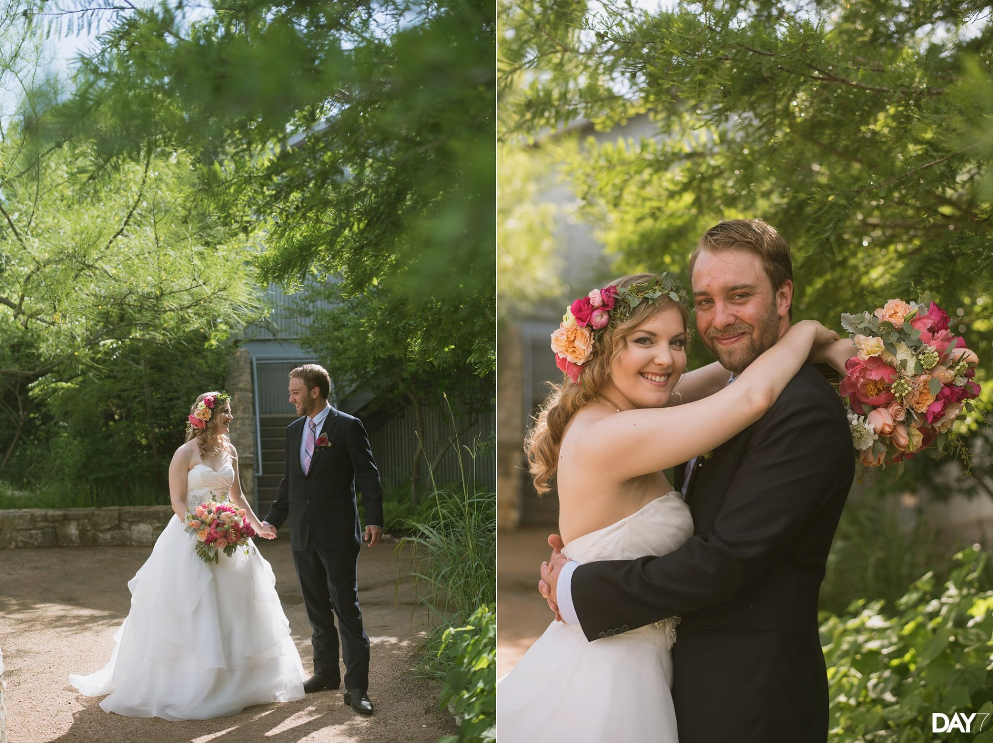 Wildflower Center Austin Wedding