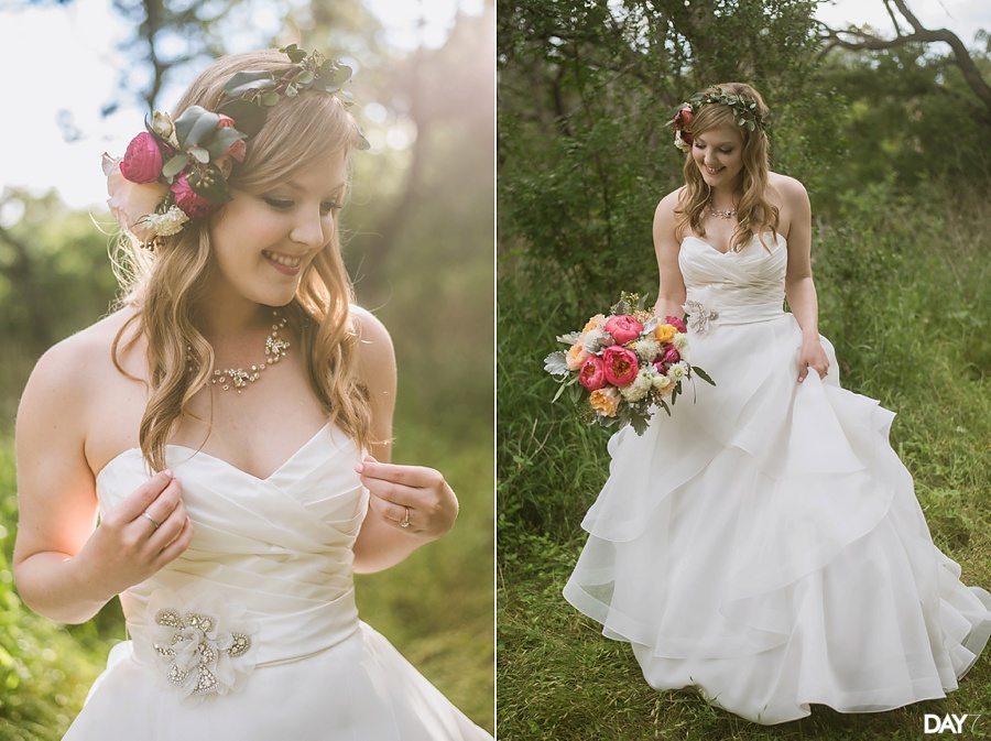 Mayfield Park Bridal Photos