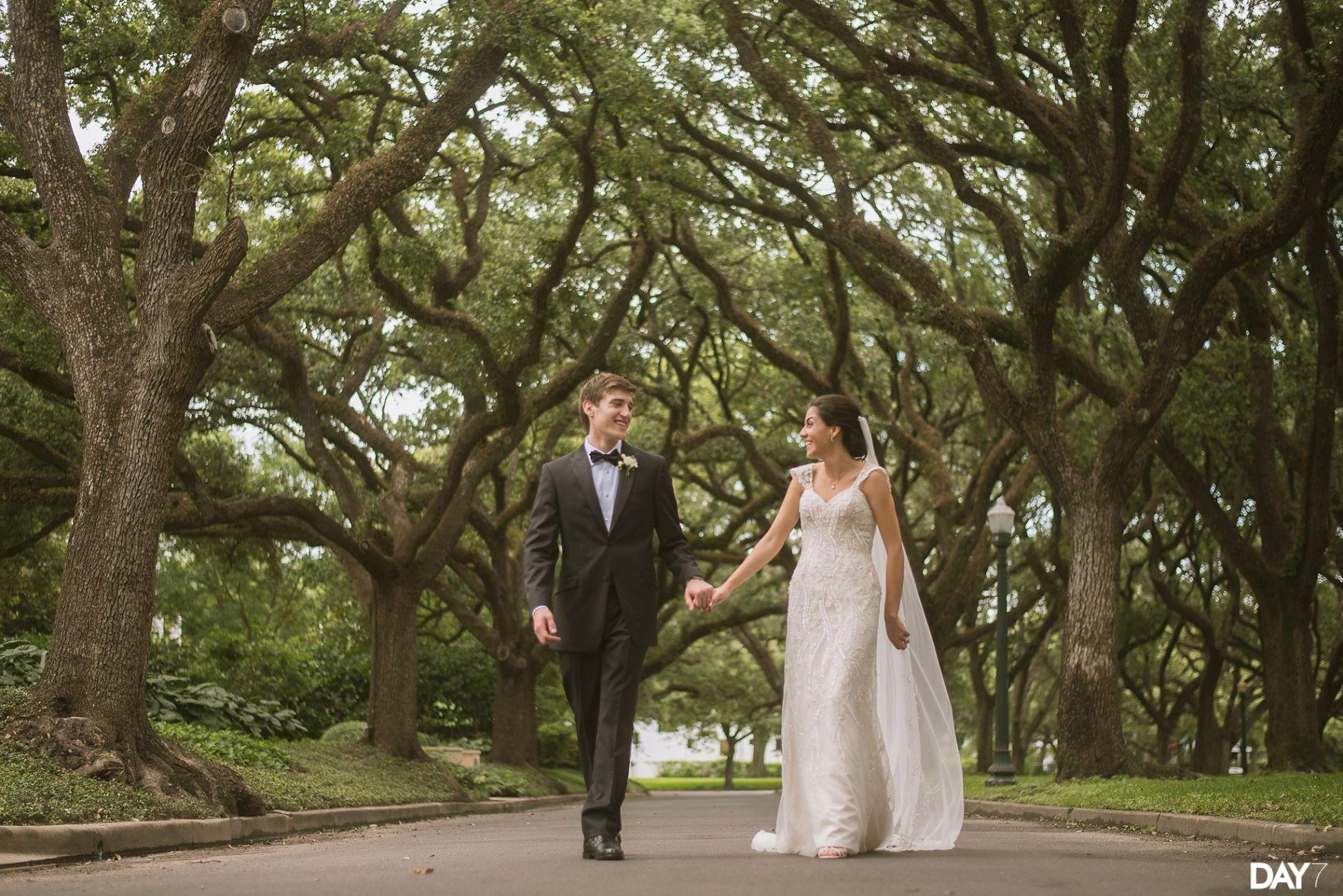 Parador Houston Wedding Photos By Day 7 Photography
