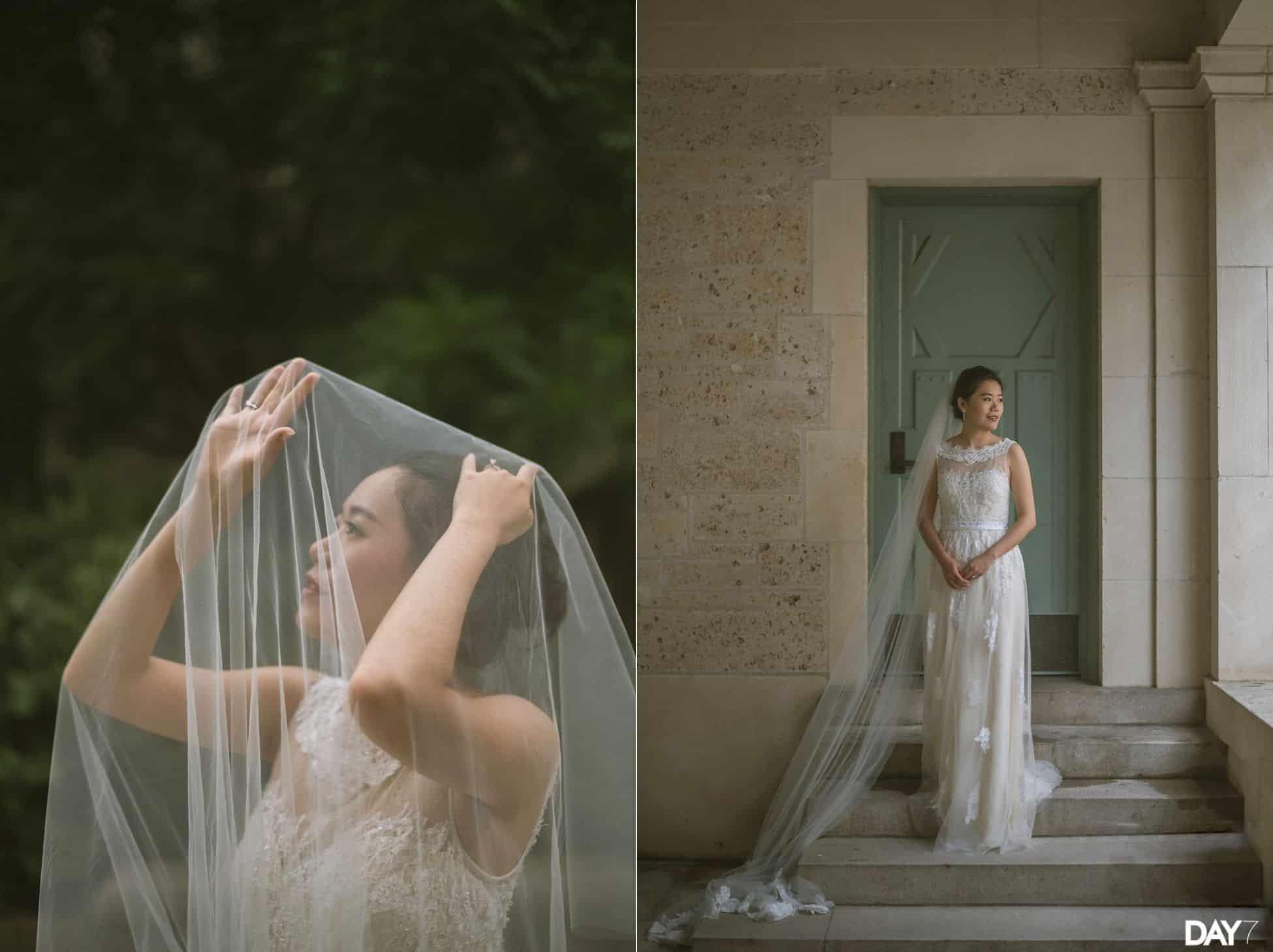 University of Texas Wedding Photographer