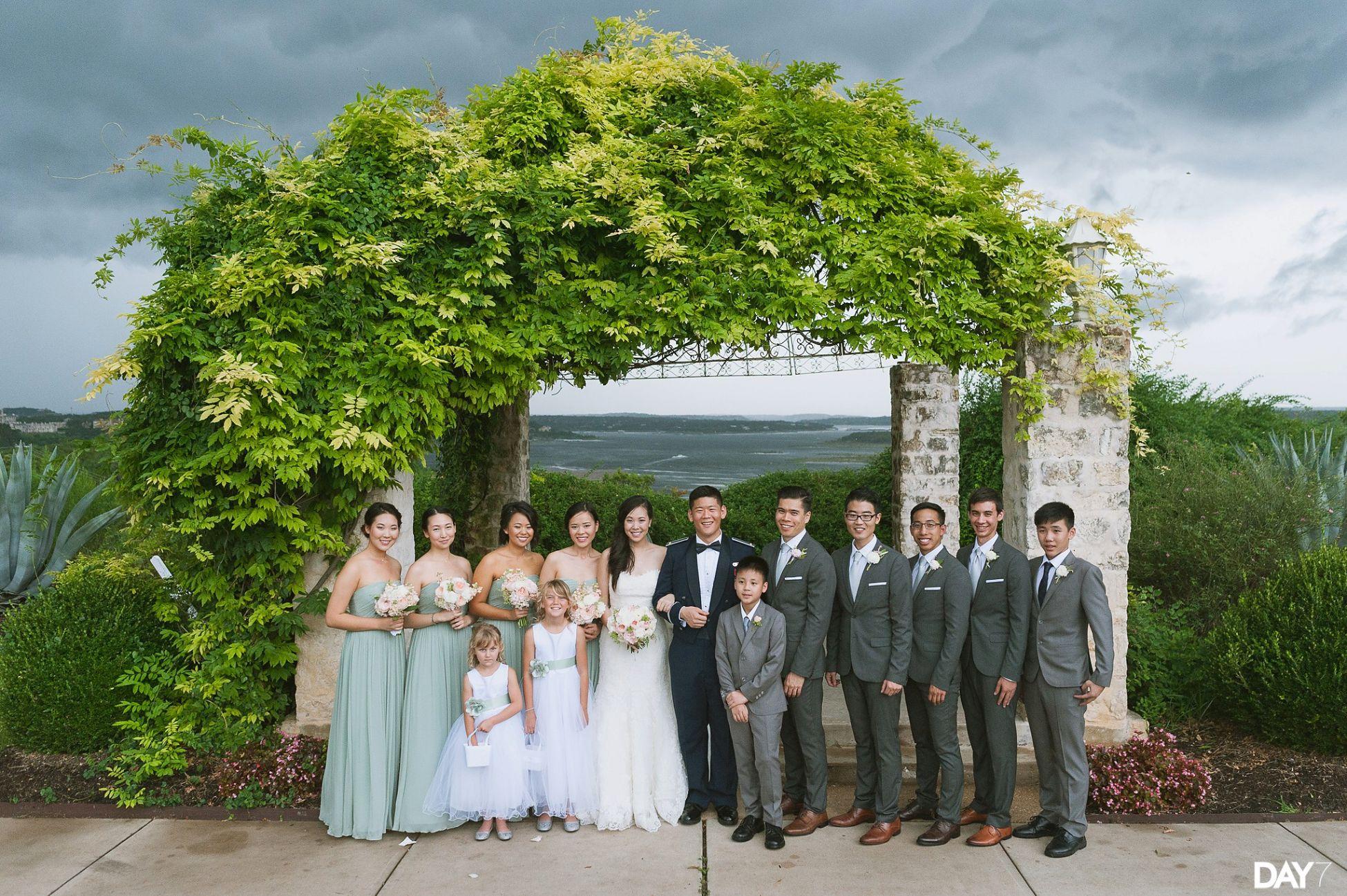 Austin Wedding Photographer at vintage villas