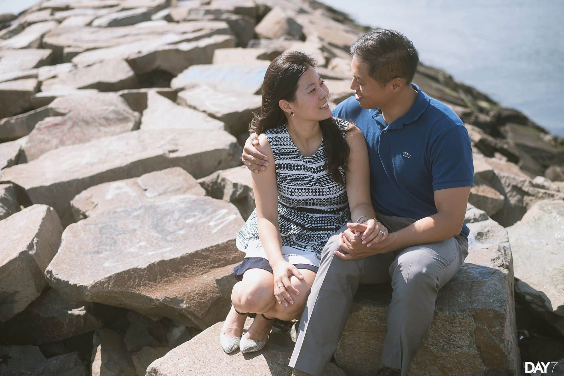 fort totten park engagement photos day 7 photography
