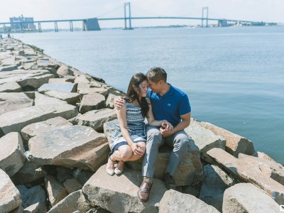 Day 7 Photography Fort Totten Park Engagement Photos 8