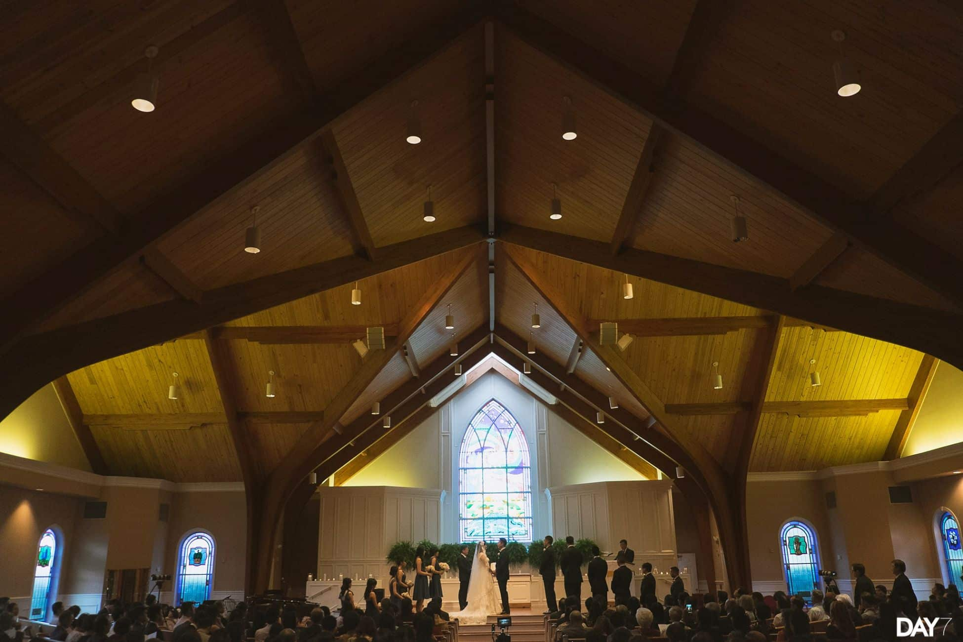 Brookwood Community Wedding