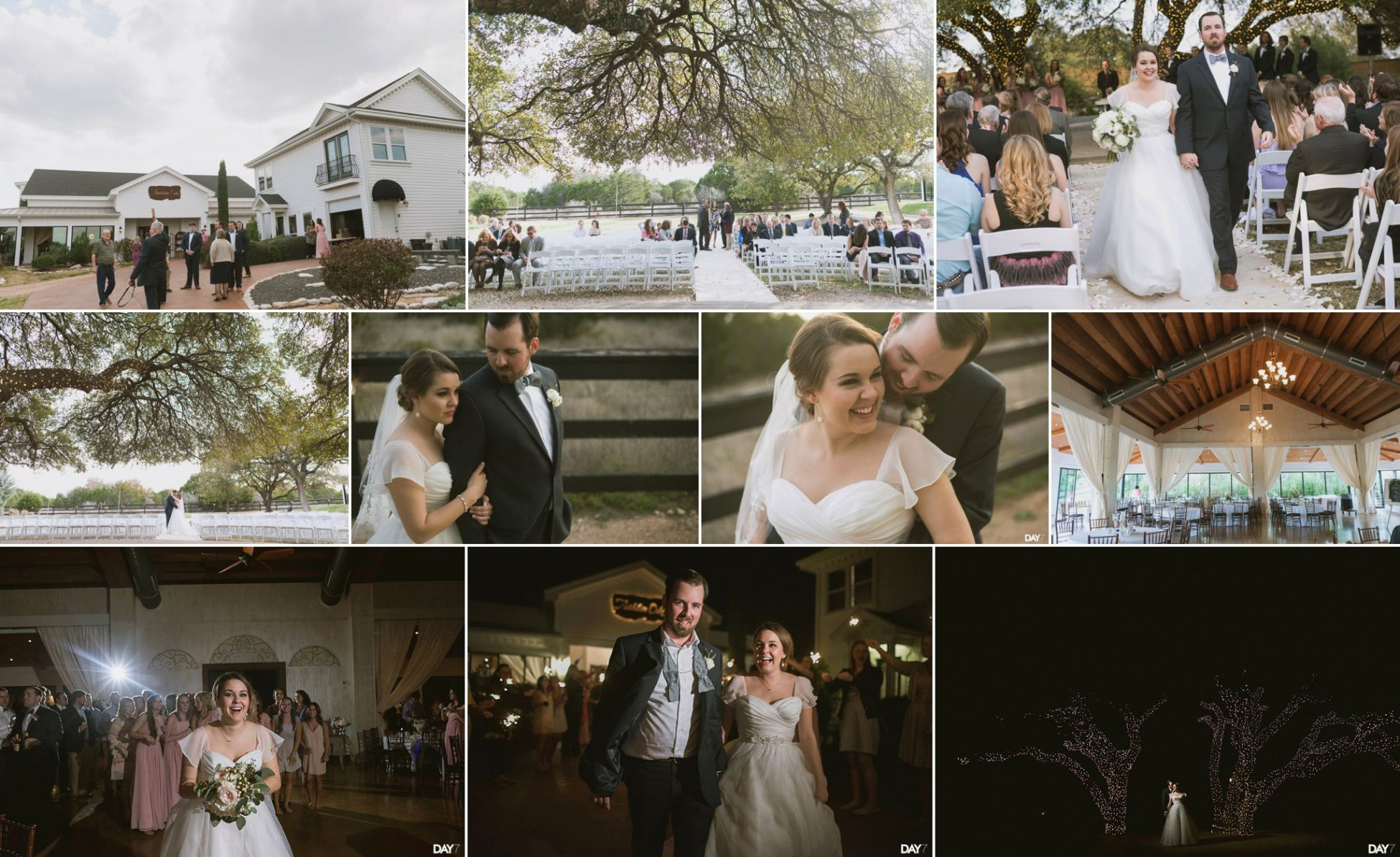 Rustic Wedding Austin Venues