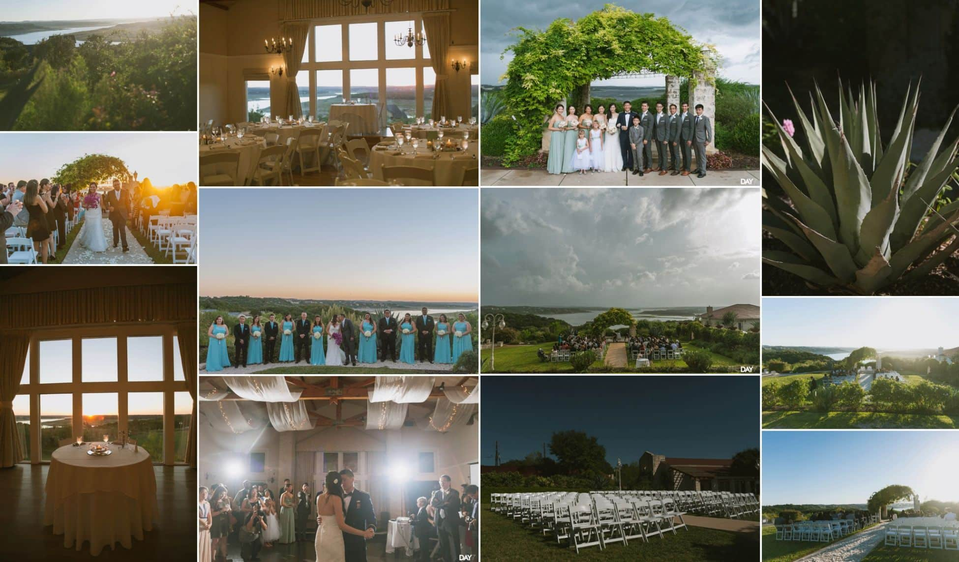 Austin Lake Travis Wedding Venues