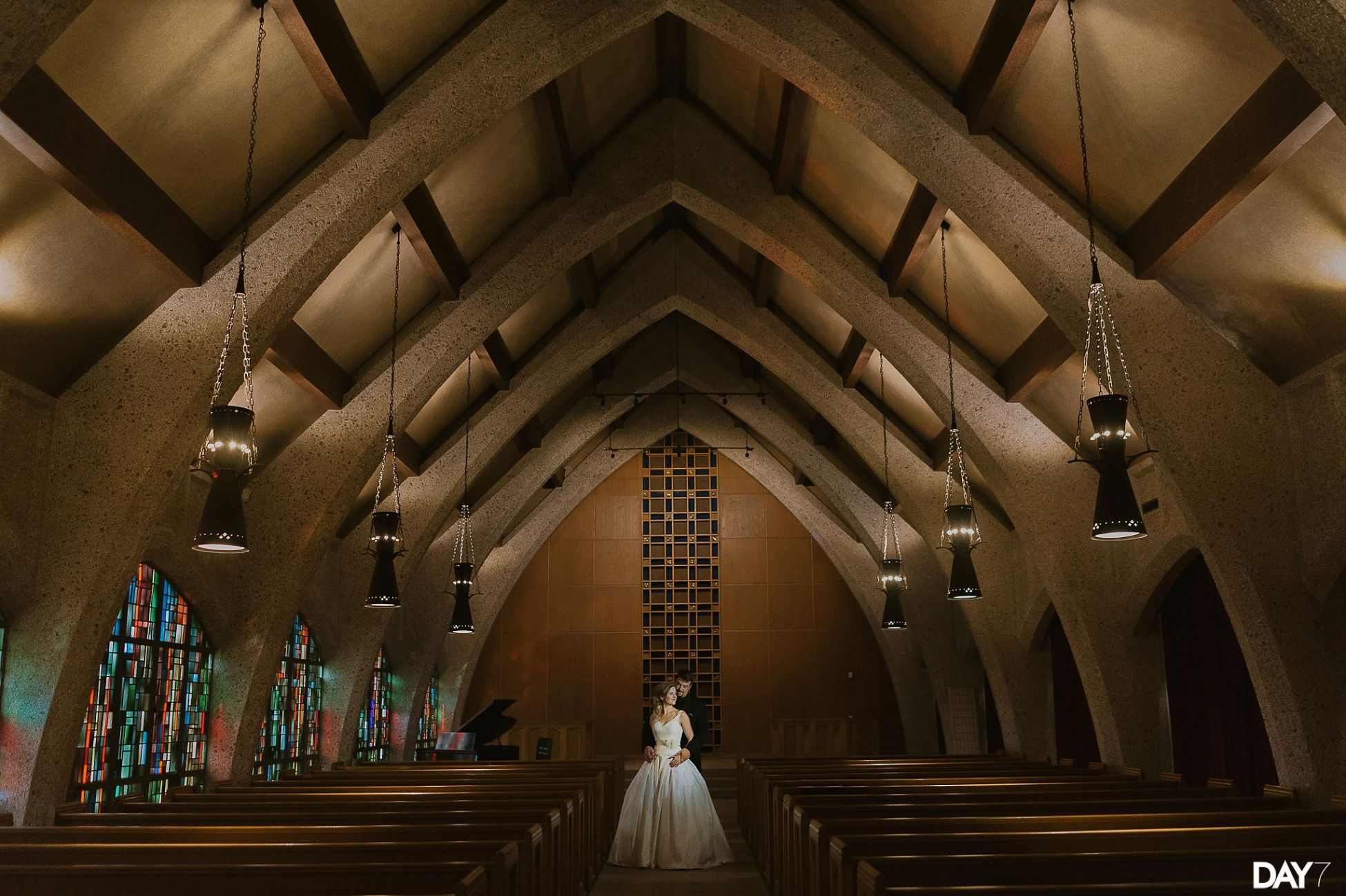 Belltower Chapel and Garden Wedding Photos