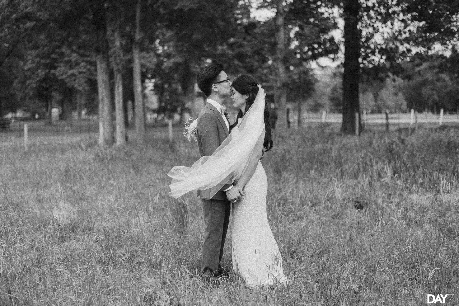 Carriage House Wedding Photos