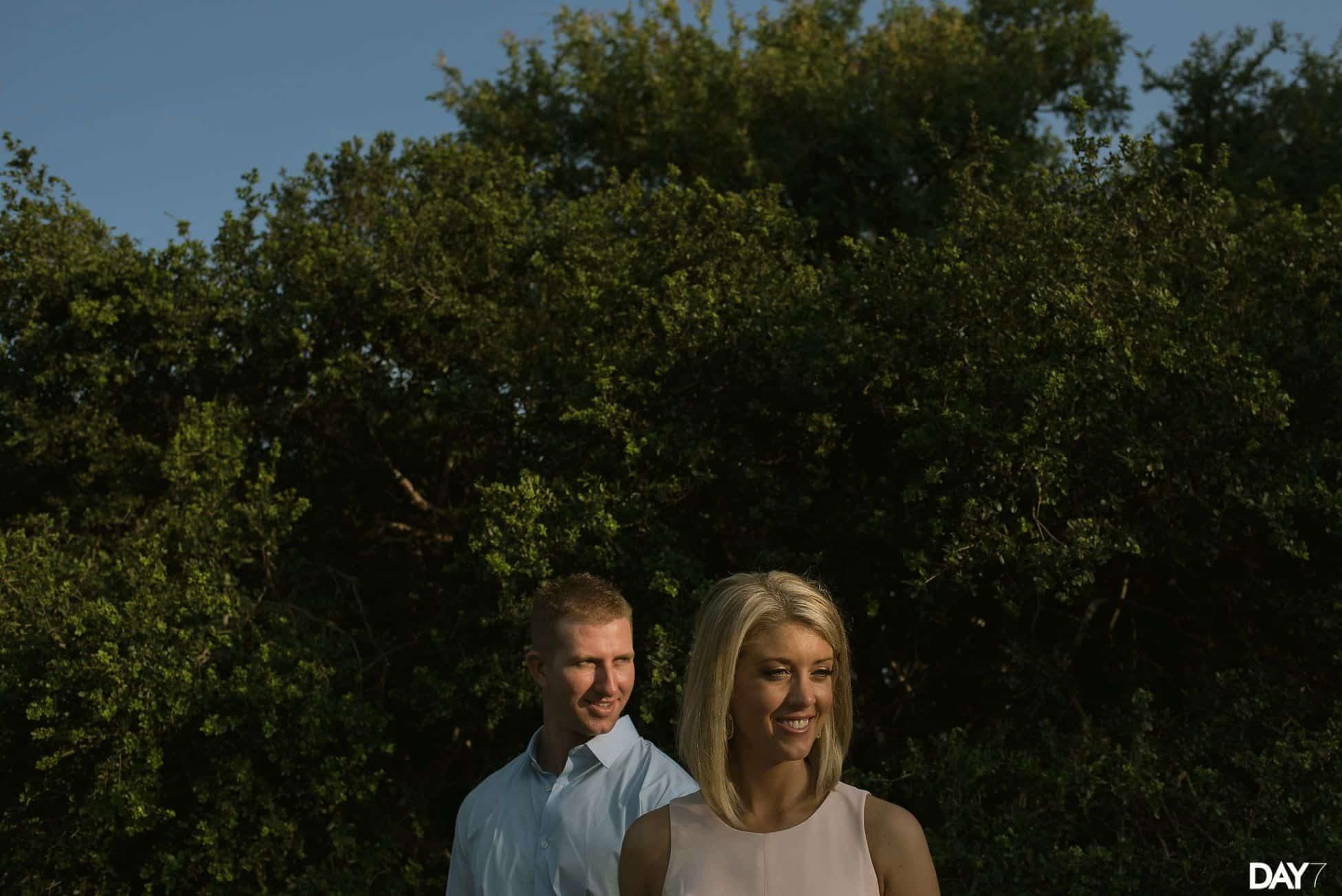 Mt. Bonnell Engagement Photos