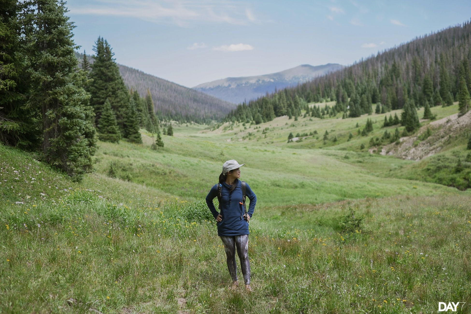 Rocky Mountain National Park Portraits