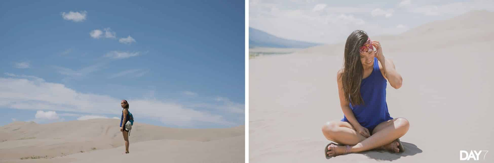 Rocky Mountain National Park Portraits