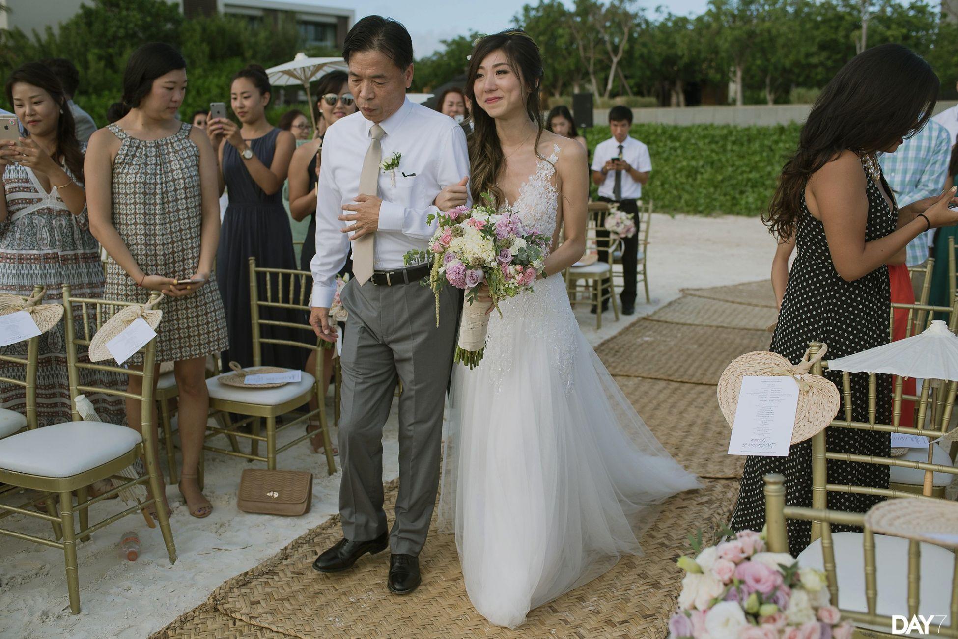 Nizuc wedding