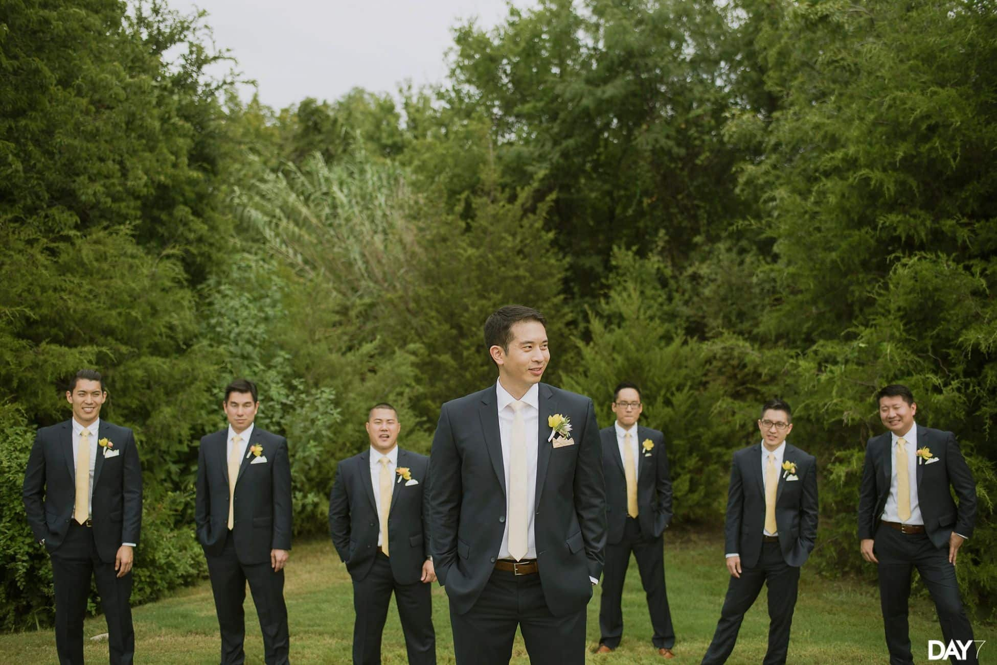 The Laurel Dallas Wedding