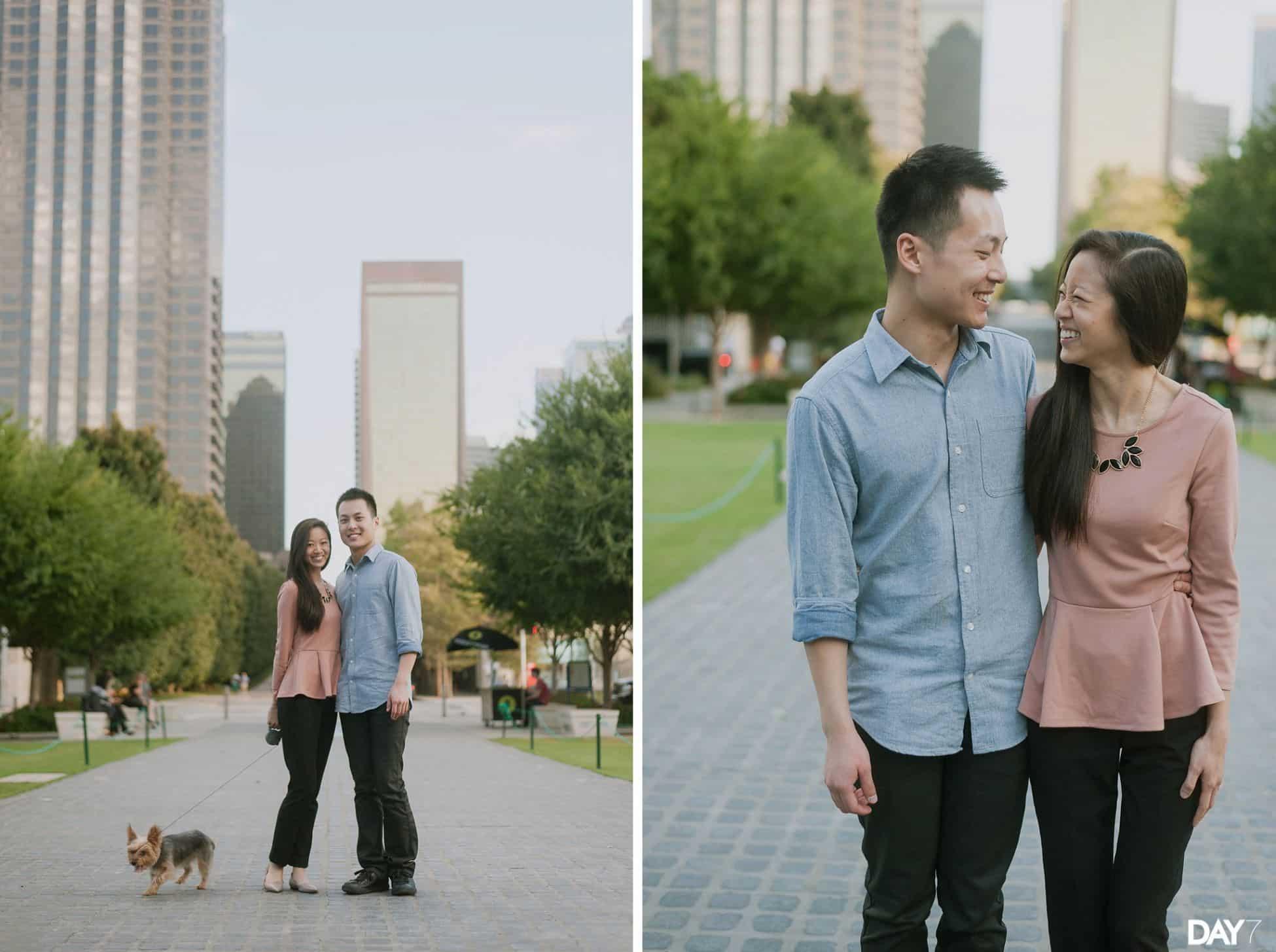 Klyde Warren Park Proposal Photographer