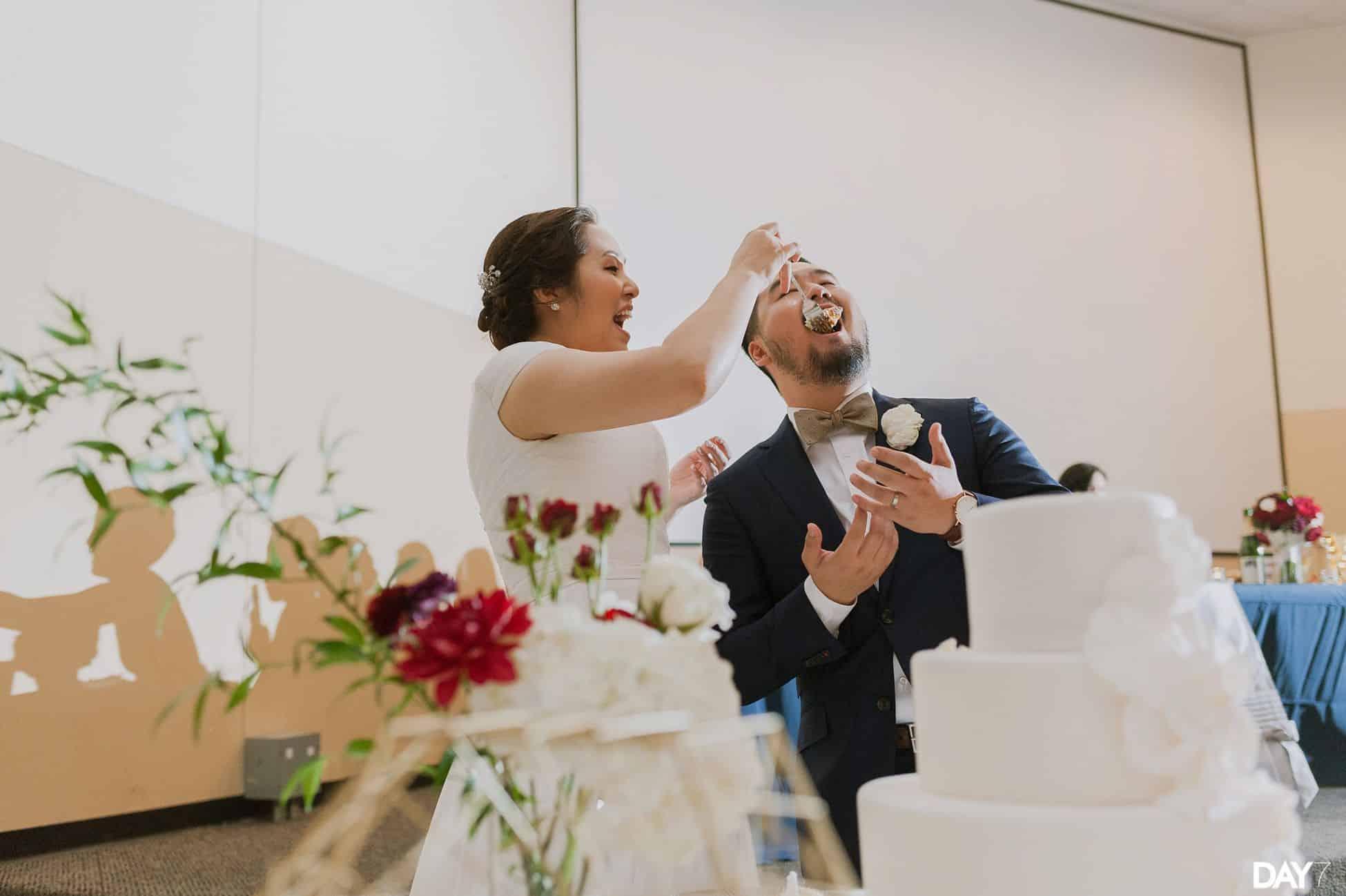 New Song Church Wedding Photos