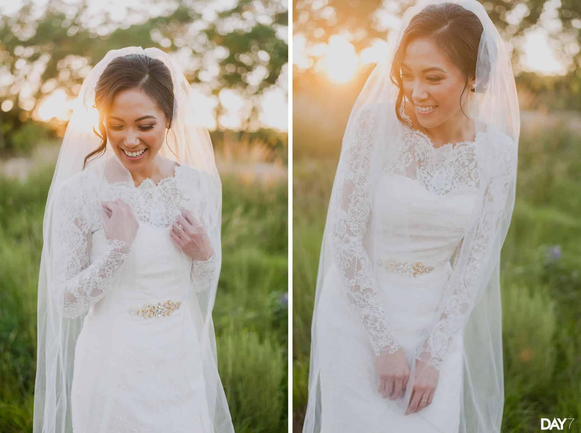 Prospect House Bridal Photos