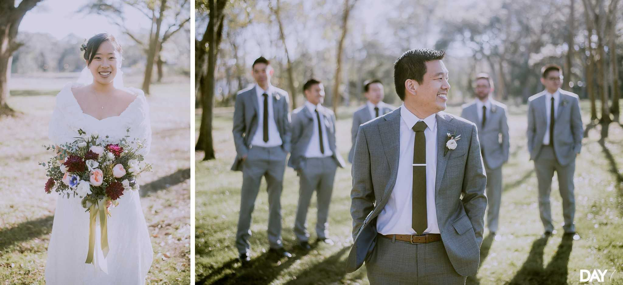 The Springs Angleton Wedding Photos