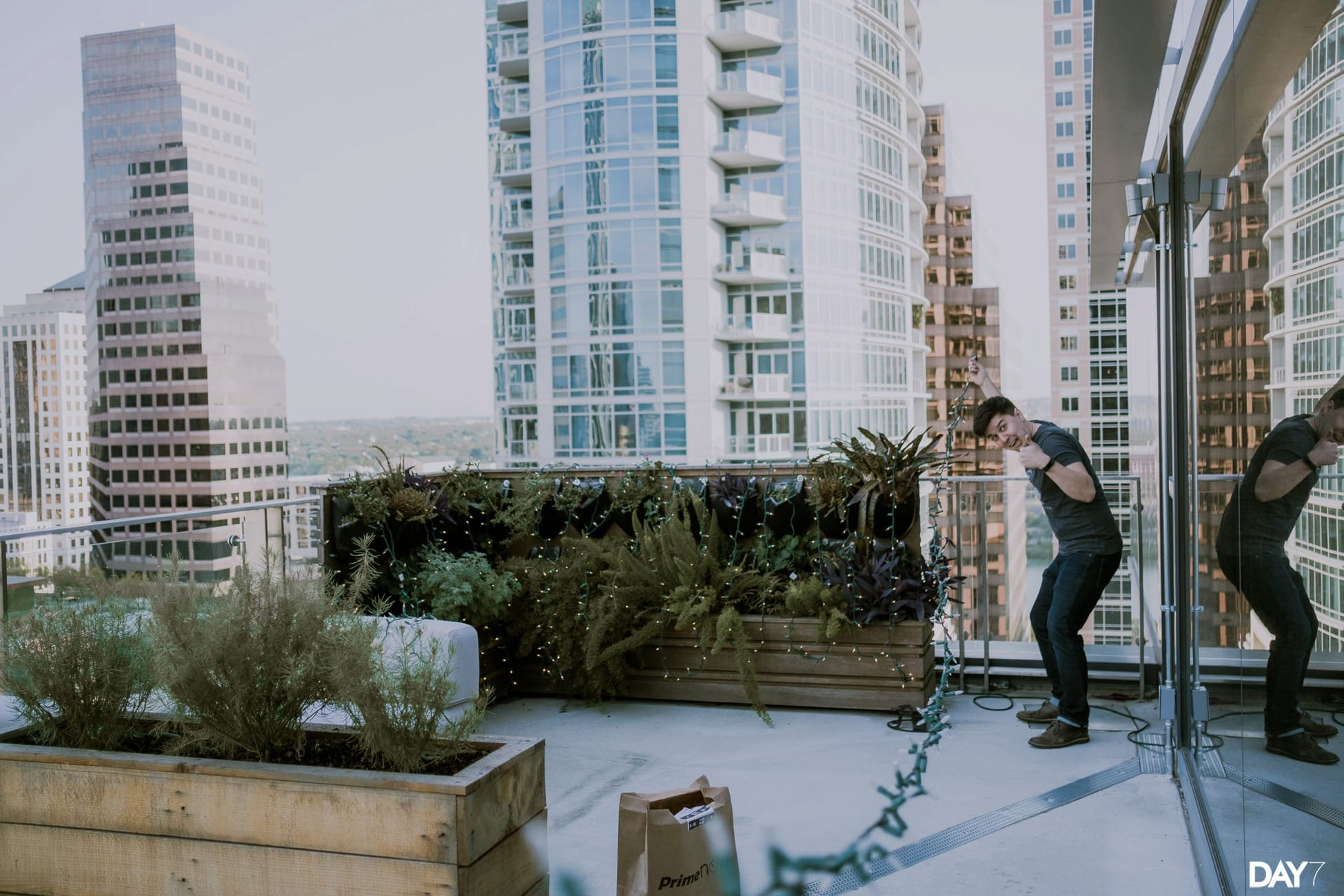 Downtown Austin Rooftop Proposal