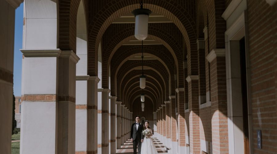 Rice University Wedding Photography