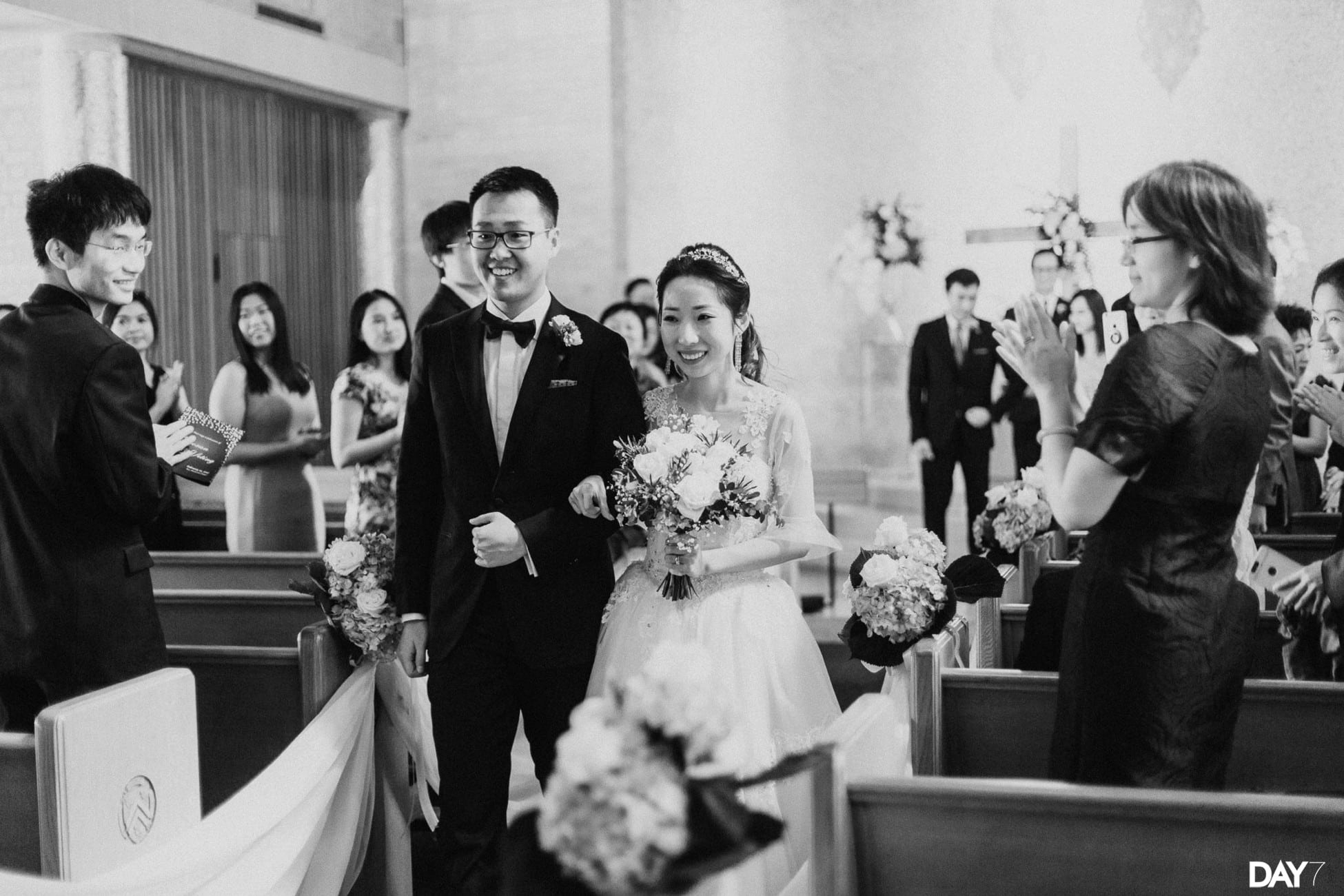 Rice University Wedding Photography