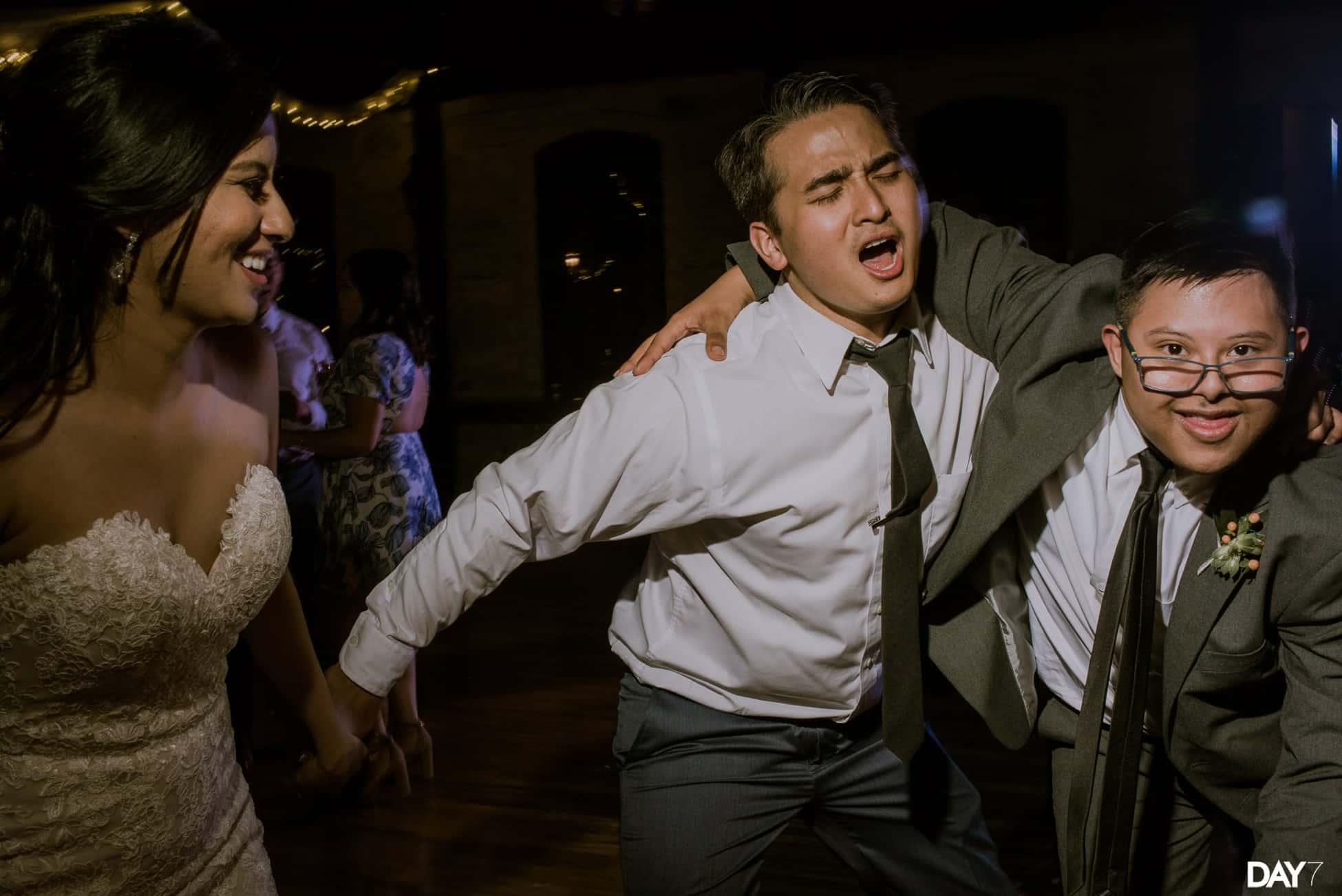 Springs Event Center Katy Wedding Photos