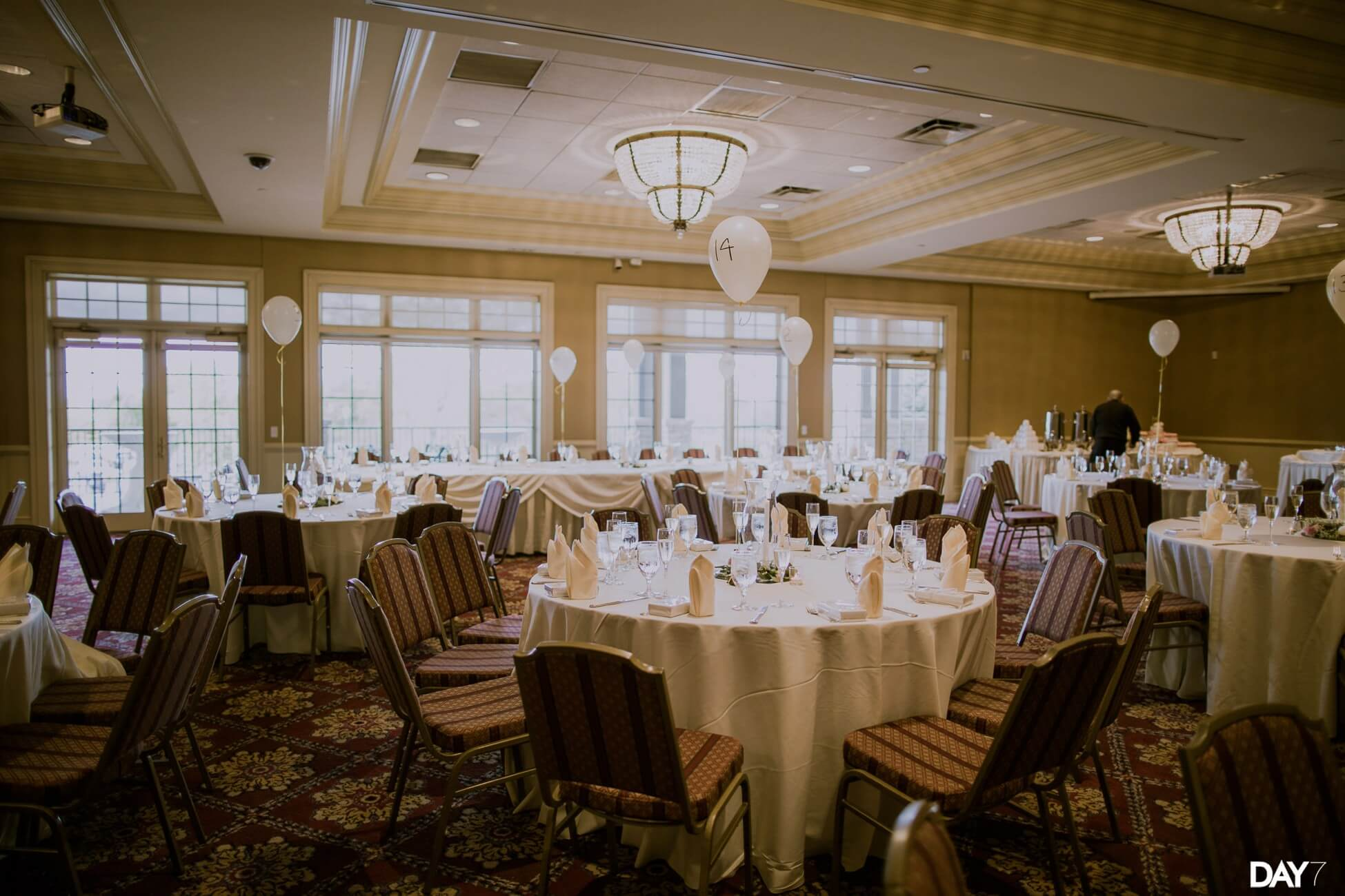 Bolingbrook Golf Club Wedding Photos