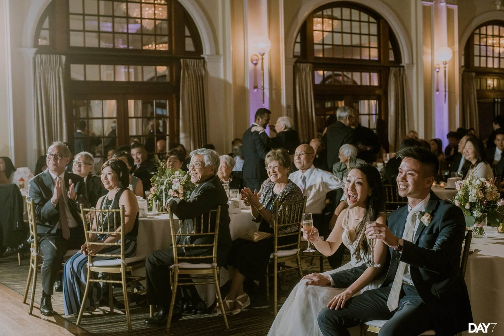 Wedding at Crystal Ballroom Houston