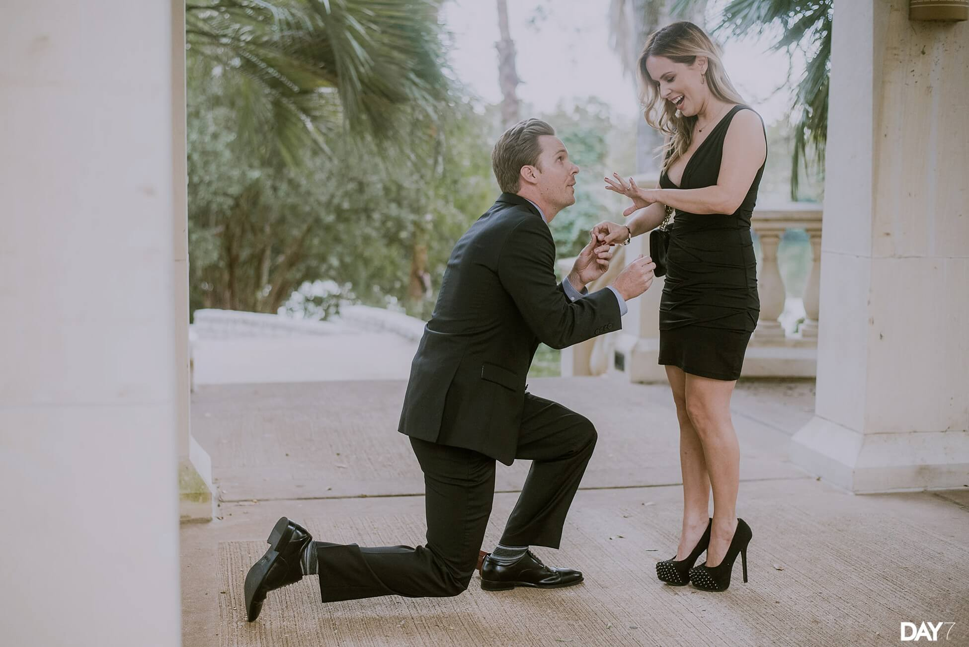 Four Seasons Proposal Photography