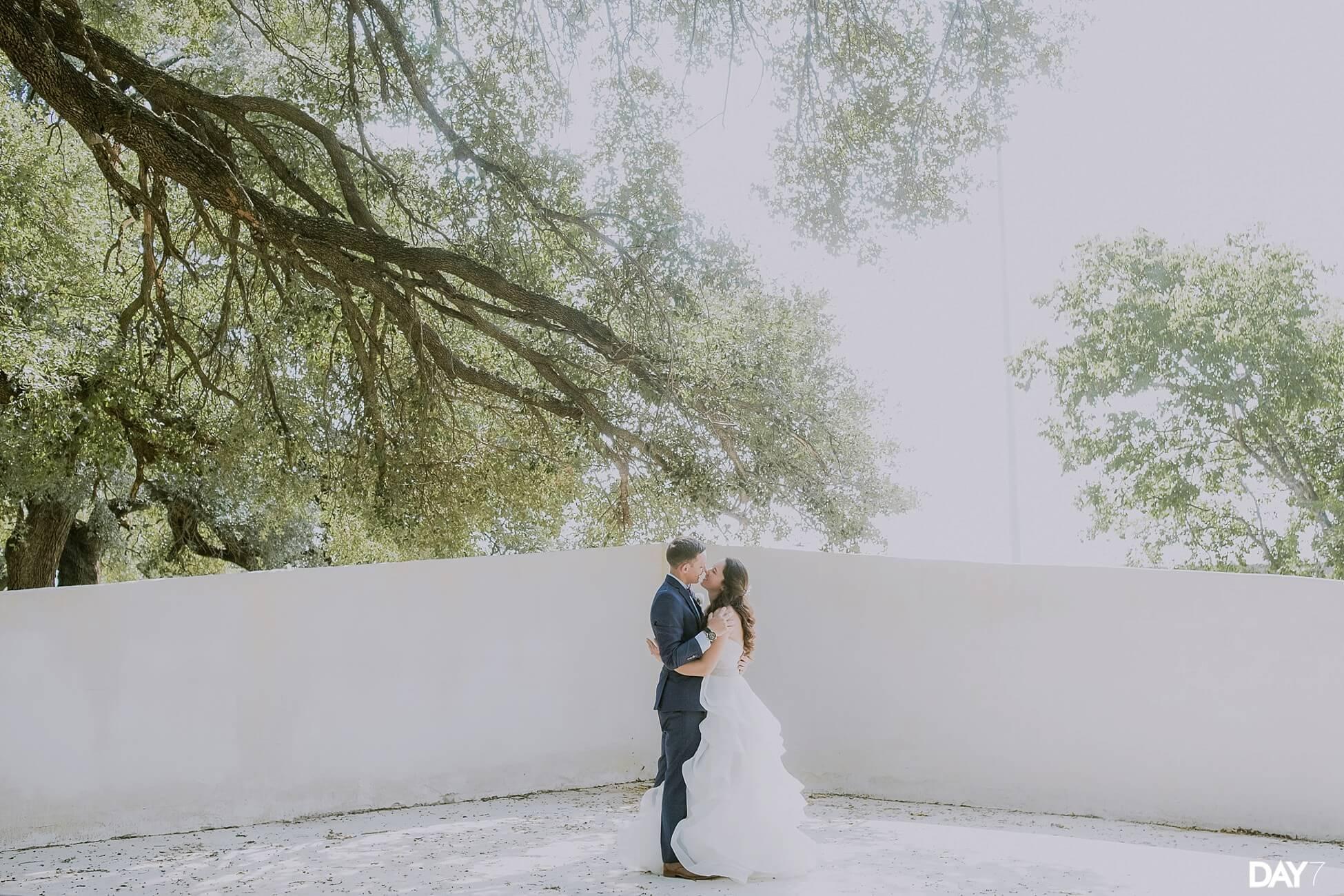 Backyard Killeen Wedding Photographer