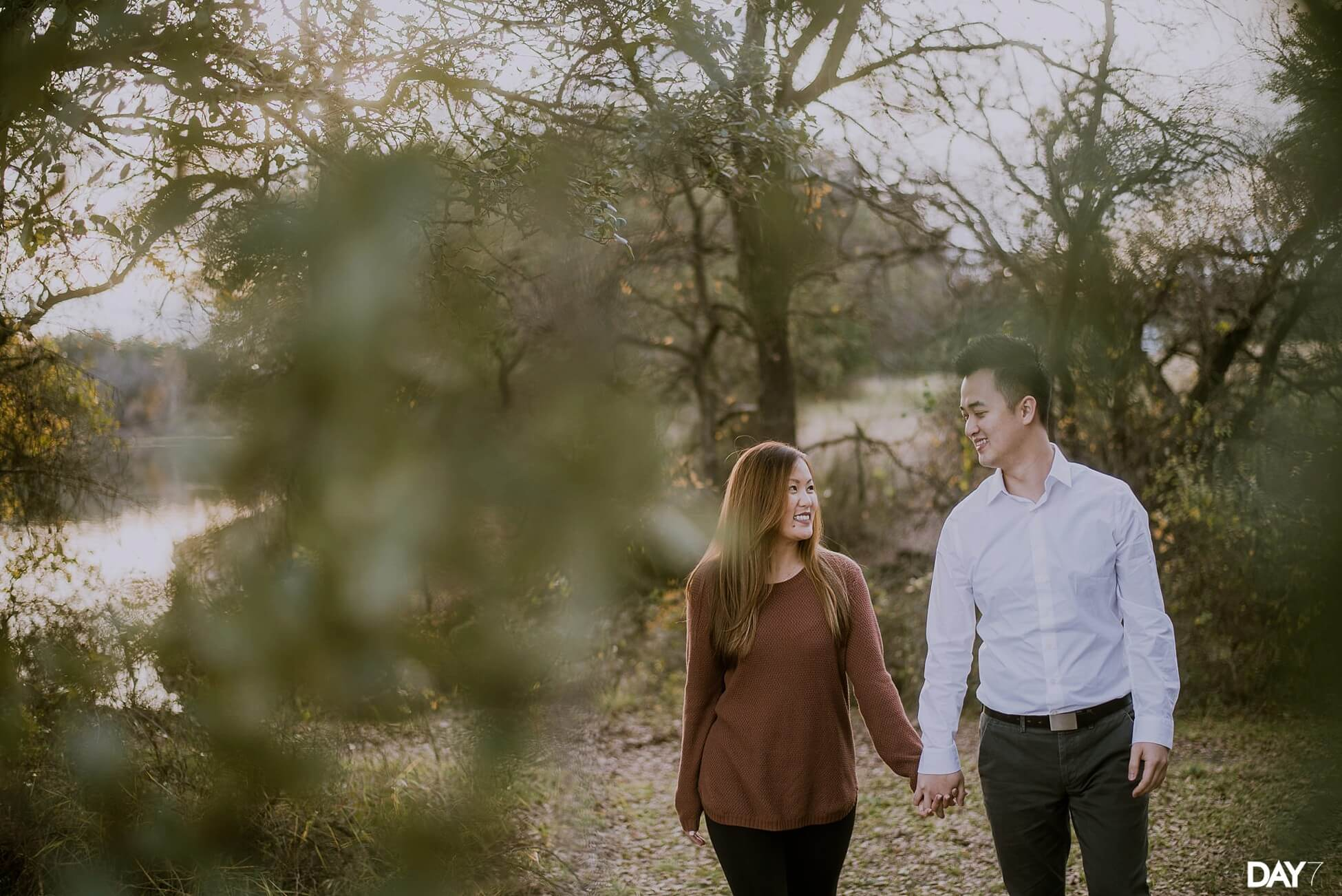 Brushy Creek Engagement Photographer