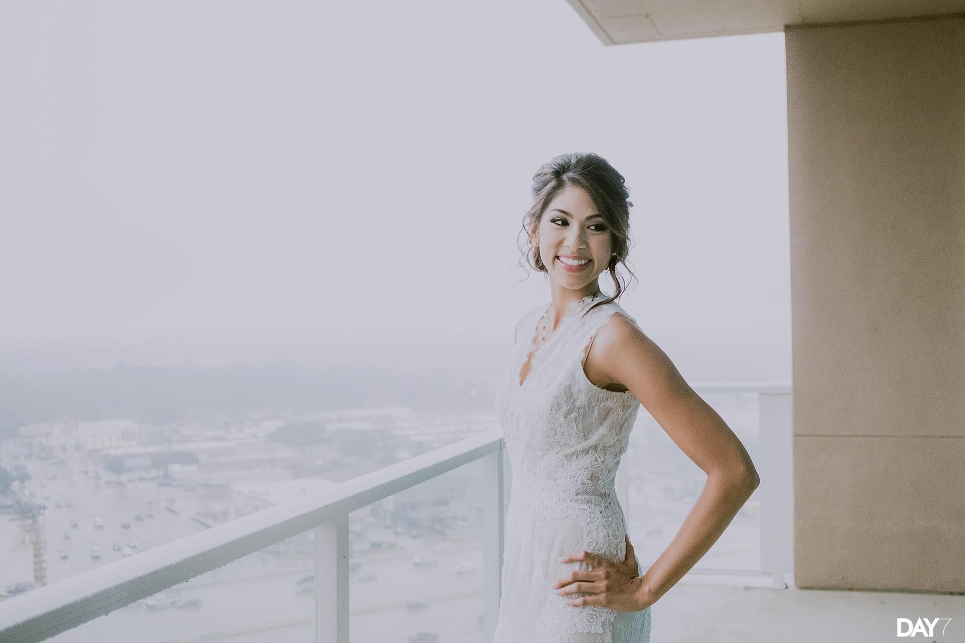 Westin Memorial Wedding Photography