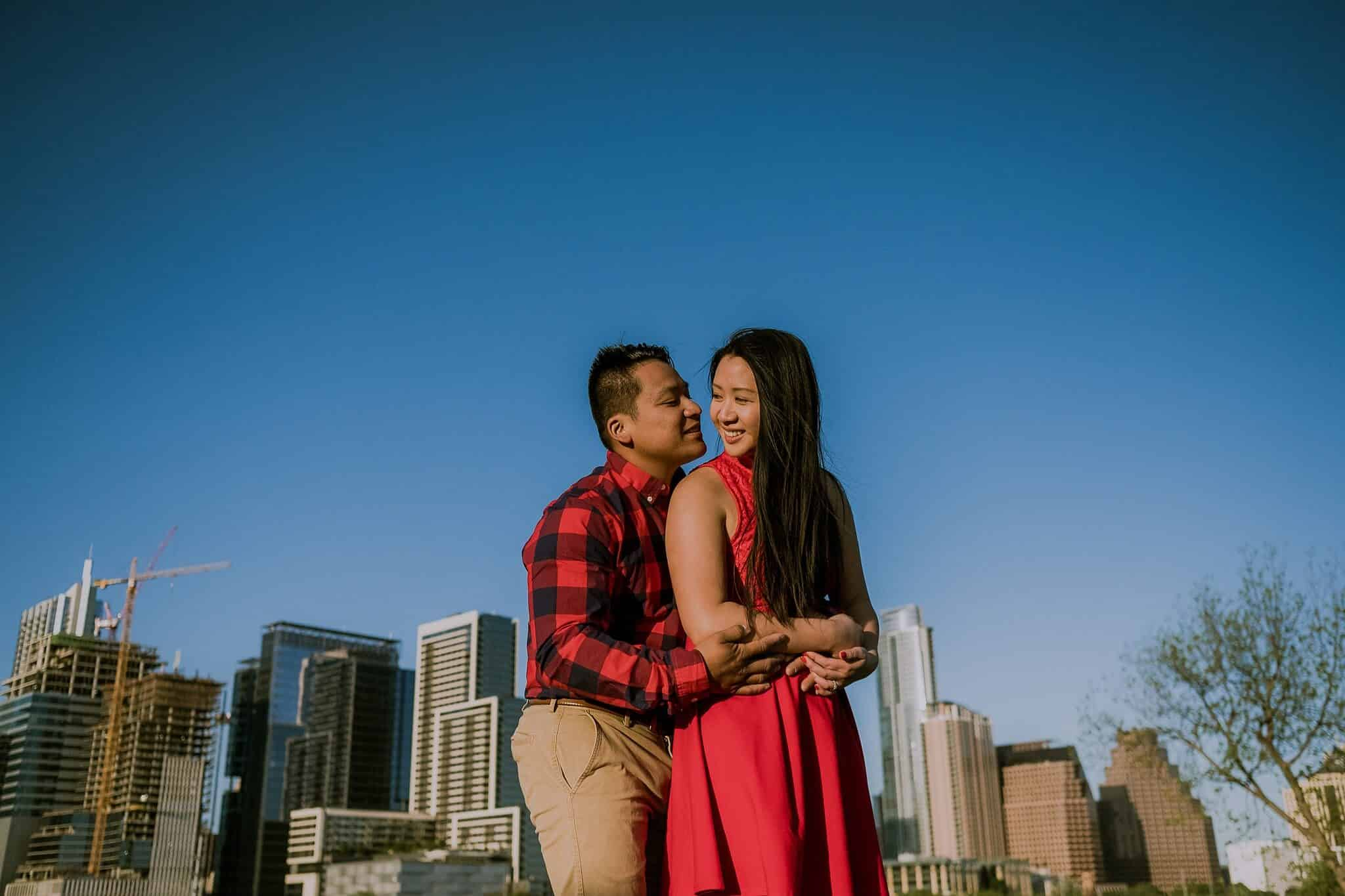 Butler Park Engagement Photos