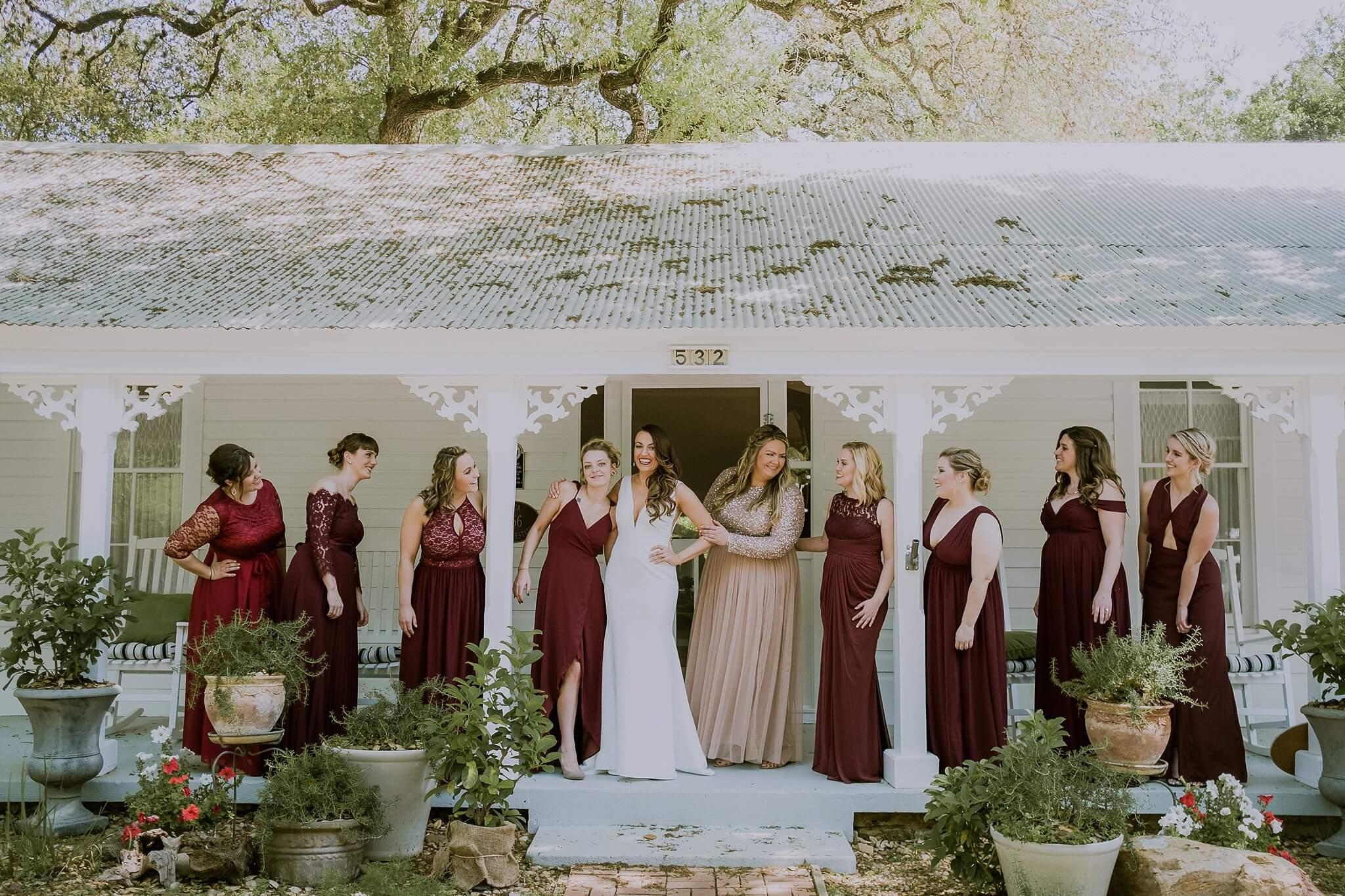 Gruene Estate Wedding Photography