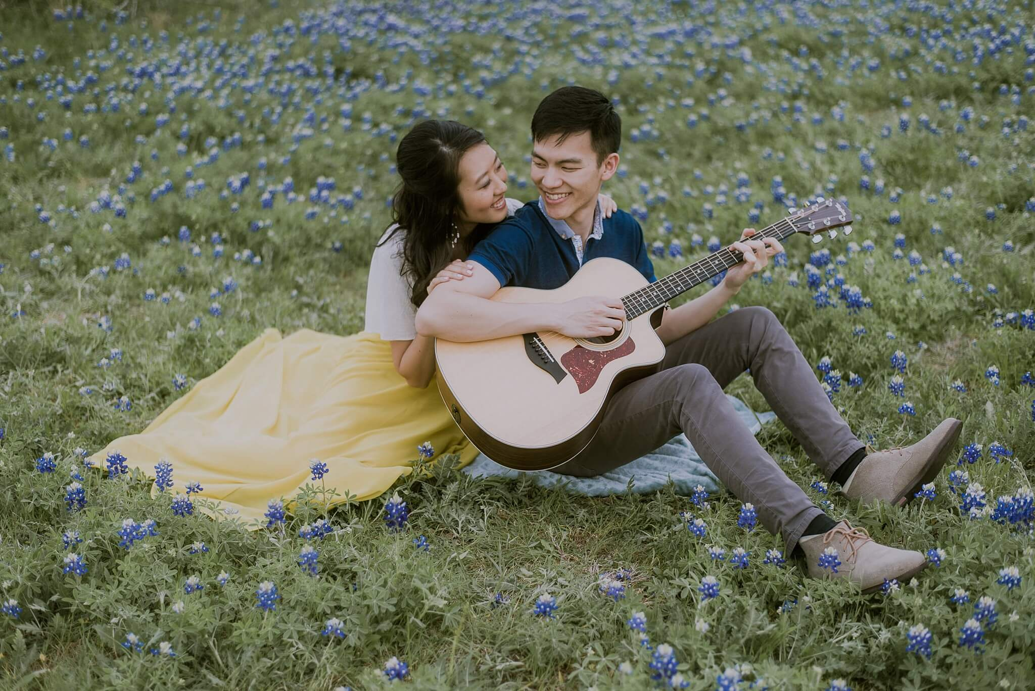 McKinney Falls State Park Engagement